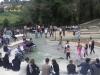 Esibizione di Zumba di una scuola di danza locale