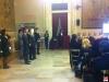Lo staff Yf alla premiazione degli ospiti.