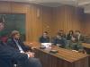 Giovanni Cinque e Giacomo Ebner dibattono con gli studenti