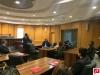 Il Magistrato Giacomo Ebner spiega agli studenti le iniziative sulla legalità dell\'A.N.M.