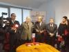 Da sx: Giovanni Cinque, Alberto Cozzella, Luciano Panzani e Fabio Massimo Gallo