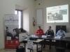 Alessandro Cinque presenta il tema dell\'incontro