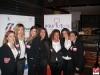 Le ragazze di YF. Da sx: Fabiola Pasquini, Emanuela Proietti, Valeria Brutto, Tania Colasanti, Valentina Gualandi, Federica Graziano, Federica Canfora.