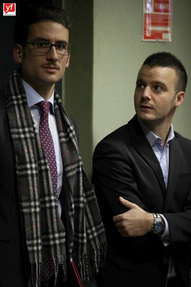 Gianluca D\'Angelo e Nicolò Bonsignore