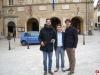 Alessandro Cinque, Jacopo Colella e Gianluca D\'Aangelo